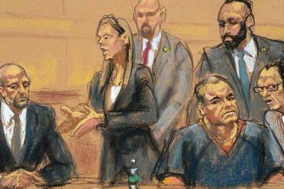 EEUU aplaza hasta septiembre de 2018 el juicio contra 'El Chapo' Guzmán