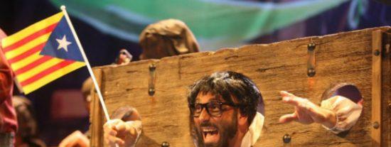Los independentistas catalanes declaran la guerra al Carnaval de Cádiz