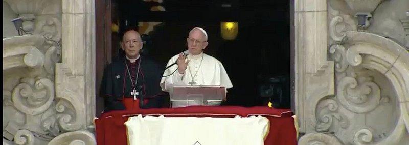 """El Papa se despide de los jóvenes peruanos: """"El corazón no se puede 'photoshopear'"""""""