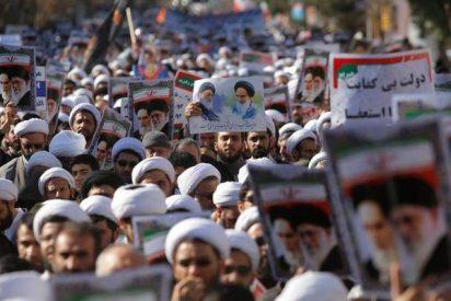 """Los Guardianes de la Revolución anuncian """"el fin de la sedición"""" en el Irán de los ayatolás"""