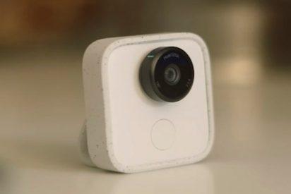 Google vende clips, una revolucionaria cámara con inteligencia artificial