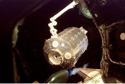 El laboratorio europeo Columbus cumple diez años en órbita
