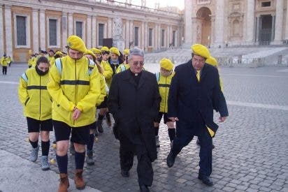 El juez mantiene a la diócesis de Tui-Vigo como procesada en el caso de los 'miguelianos'