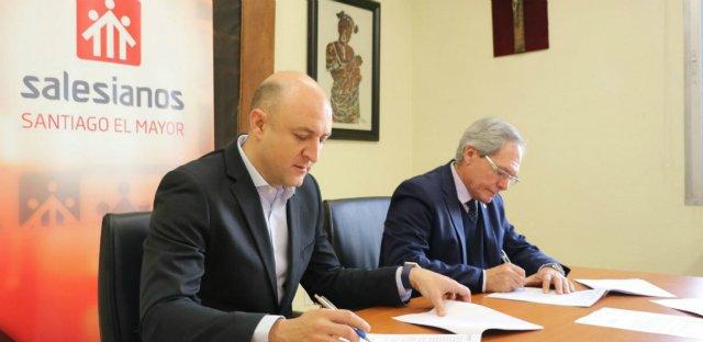 Salesianos y Festo colaborarán en la Formación Profesional