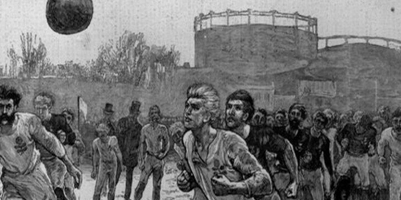 Curiosidades de la final de la Copa FA de 1872: Porterías sin redes y equipos con 7 delanteros