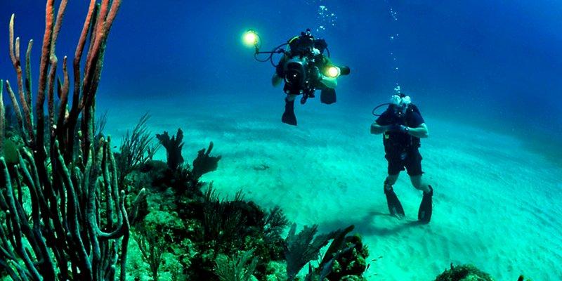 El motivo real por que se está hundiendo el fondo del mar