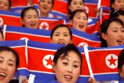 Así es el conjunto de animadoras con el que Corea del Norte quiere mostrar su cara más amable en los Juegos Olímpicos de invierno