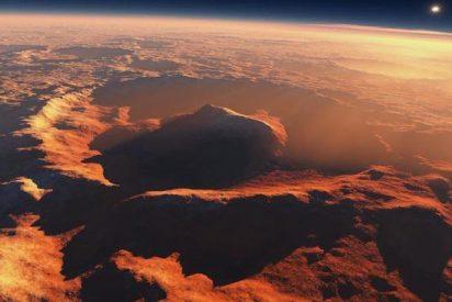 Resuelven el misterio de Monte Sharp, la montaña inclinada de Marte