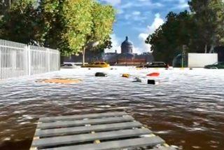 El Museo del Louvre en grave peligro por el desborde del Sena