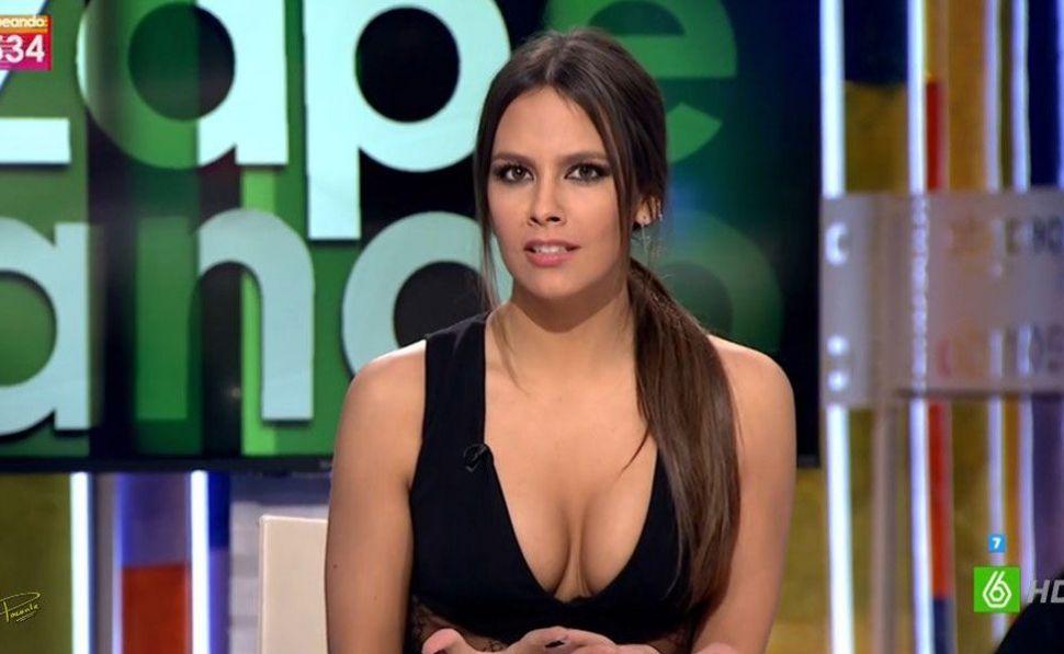 Cristina Pedroche la monta gorda con una inoportuna 'campanada' sobre los funcionarios