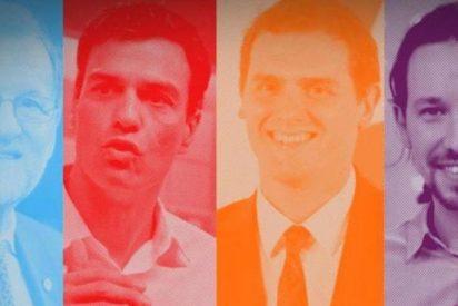 Ciudadanos adelanta al PP y al PSOE y sería hoy el partido más votado en España