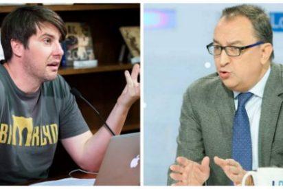 El tertuliano 'separata' Dedéu tendrá que aflojar 18.000 euros por insultar al director de El País en Cataluña