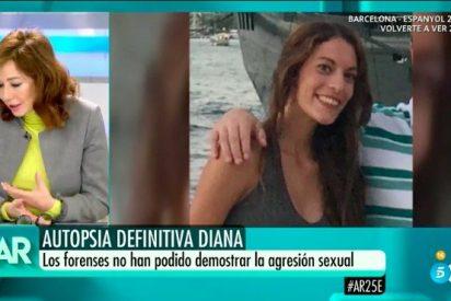 Ana Rosa Quintana da la peor noticia para la familia y memoria de Diana Quer