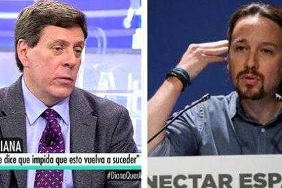 """Juan Carlos Quer fulmina al oportunista Iglesias: """"La vida de mi hija no es un caladero de votos"""""""