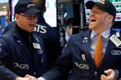 El índice Dow Jones de la Bolsa de Nueva York alcanza los 26 mil puntos por primera vez