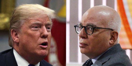 ¿Sabes quién es Michael Wolff, el periodista que tiene cabreado como un mono a Donald Trump?