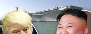 """Trump amenaza a Kim Jong-un: """"Tengo un botón nuclear más poderoso que el suyo"""""""