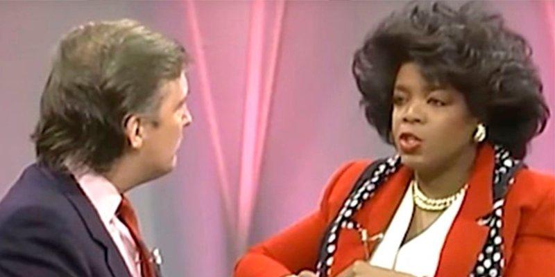 Duelo por la presidencia de EE.UU. entre Donald Trump vs Oprah Winfrey