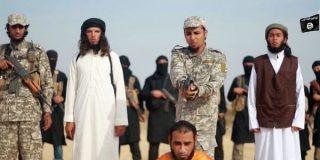 Con esta bestial ejecución declaró el ISIS la guerra a los yihadistas de Hamás