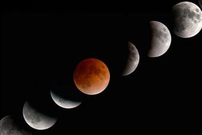 En en julio de 2018 tendremos en España un eclipse total de Luna