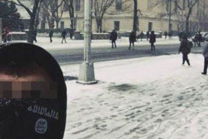 """""""Estamos en tu casa"""": El espeluznante selfie del Estado Islámico que sacude Nueva York"""