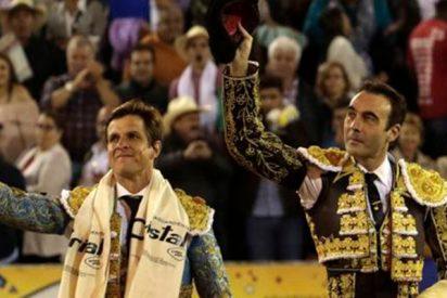 Enrique Ponce indulta al toro número 50 de su carrera