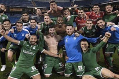 El Leganés; el equipo de barrio que eliminó merecidamente al Real Madrid de la Copa del Rey