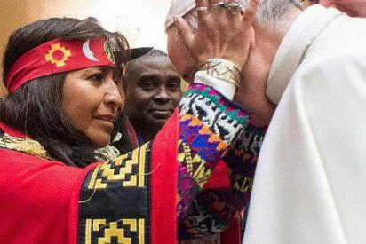 """Los mapuches no piden al Papa """"soluciones políticas a nuestros problemas"""""""