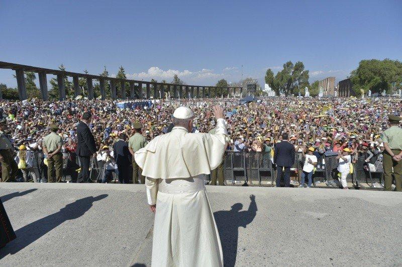 """""""Hablen, no se dejen callar, ayúdennos a que la Iglesia no sea la Santa Abuela Iglesia"""""""