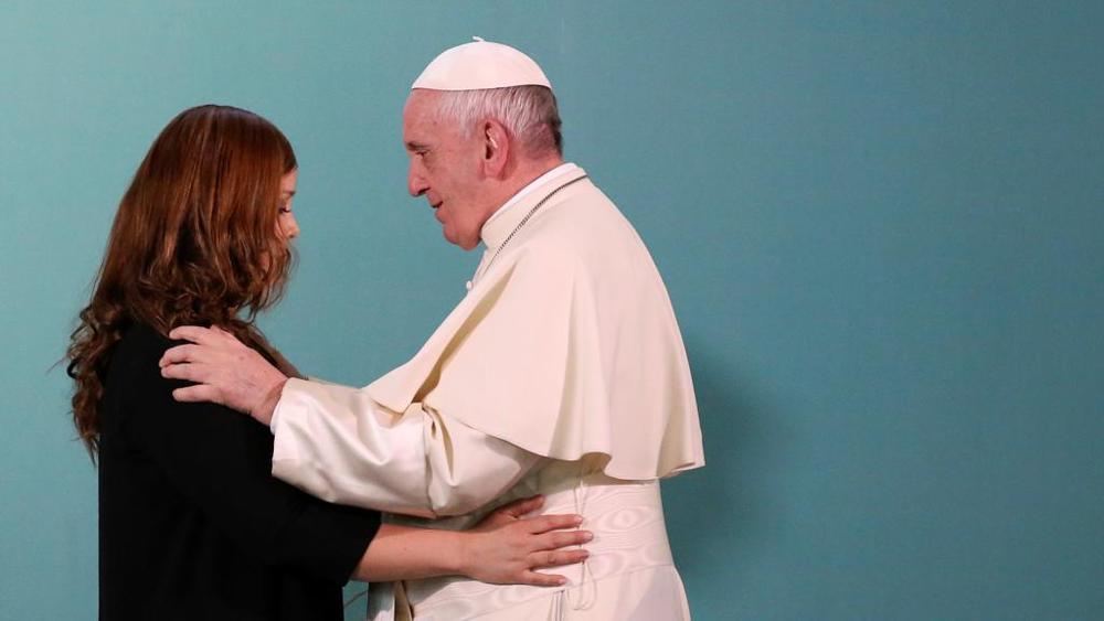 """El Papa invita a las mujeres encarceladas a no abandonar el """"sueño de la reinserción"""""""