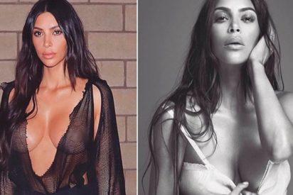 El propósito para 2018 de Kim Kardashian que nadie se cree