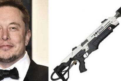 """Elon Musk: """"Cuando haya un apocalipsis zombie, te alegrarás de tener uno de estos"""""""