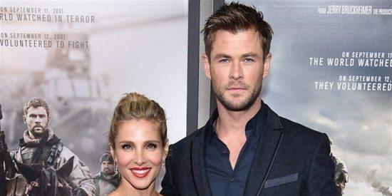 Elsa Pataky y Chris Hemsworth se sinceran sobre su difícil relación