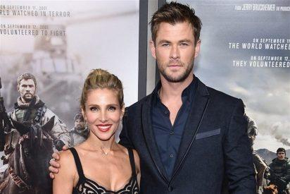 Elsa Pataky brilla con Chris Hemsworth en su primera aparición en el cine juntos