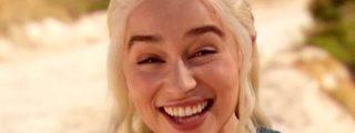 Emilia Clarke conmueve a los fans de Game of Thrones con esta foto