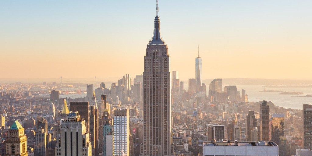 El Pentágono y el Empire State Building están hechos de microbios mineralizados