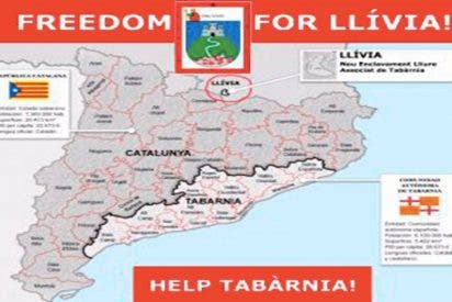 Empieza el baile: En Llivia piden unirse a Tabarnia