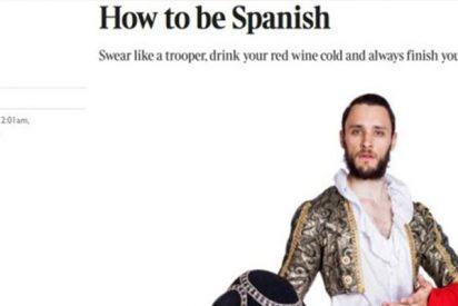 El artículo en 'The Times' en el que nos describen a los españoles como groseros, impuntuales y maleducados