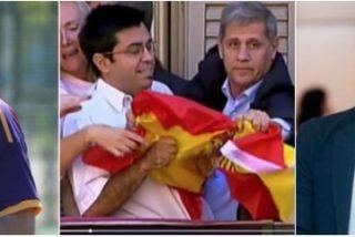 Desesperado por las encuestas, Ramón Espinar se pone la camiseta de la Selección y se lanza desesperado a buscar el voto patriótico y español