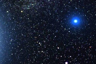 Los japoneses descubren un sistema binario eclipsante de estrellas enanas