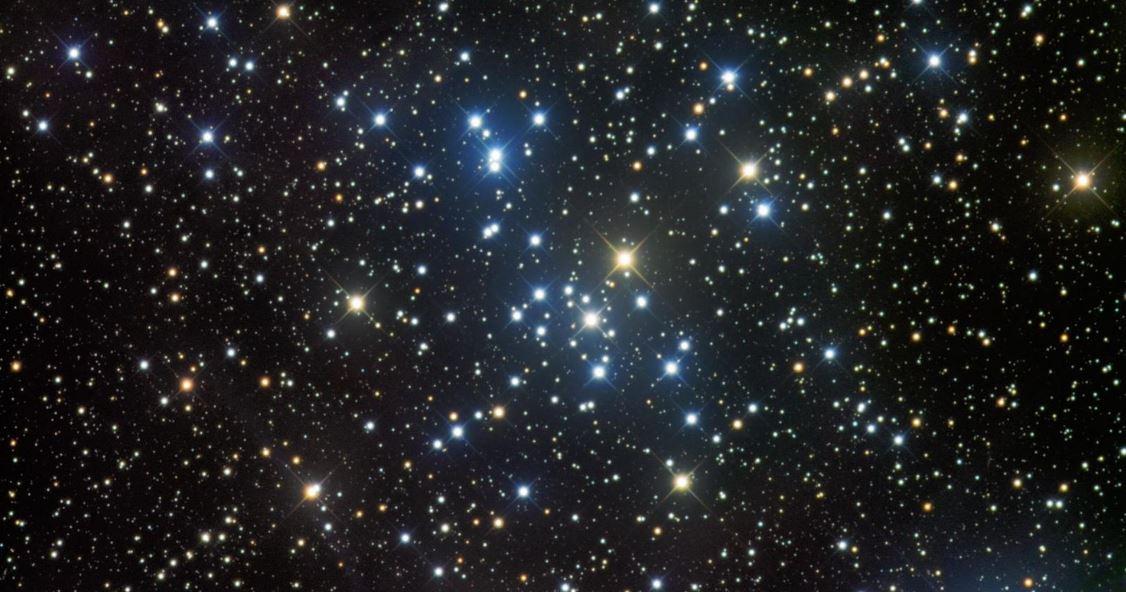 Los astrónomos consiguen determinar la estructura profunda de dos estrellas