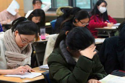 Así de dura es la vida en Corea del Sur