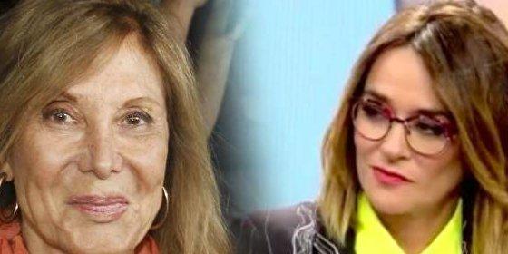 Pilar Eyre machaca a Toñi Moreno por su físico