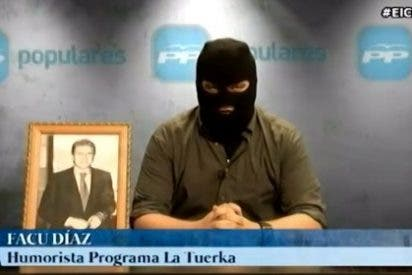 El graciosete de 'Podemos': de burlarse de las víctimas de ETA a cobrar de dinero público