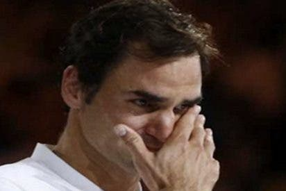 Federer rompe a llorar tras su consagración en Australia