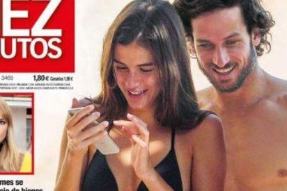 Feliciano López y Sandra Gago: amor y cuerpazos en Dubái
