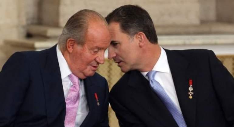 El Rey Felipe pone en su sitio al despistado presidente del Parlament