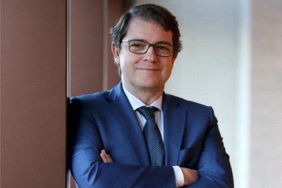 """Mañueco cree que el PP está """"más vivo"""" desde que él llegó a la Presidencia"""