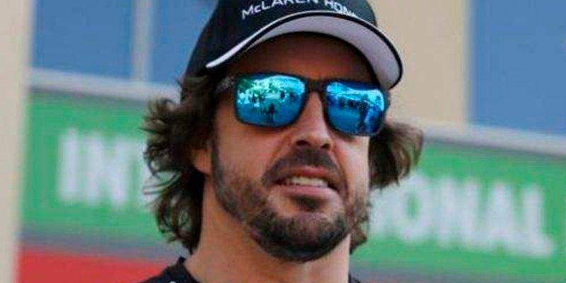 El mayor problema de Fernando Alonso en Daytona... ¡está en la entrepierna!