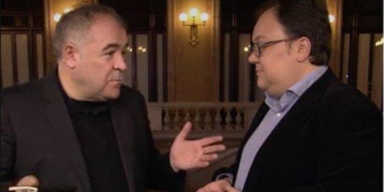 Ferreras le pregunta a su amigo 'indepe' qué va a pasar ahora porque no sabe a qué han ido él y Pastor a Barcelona